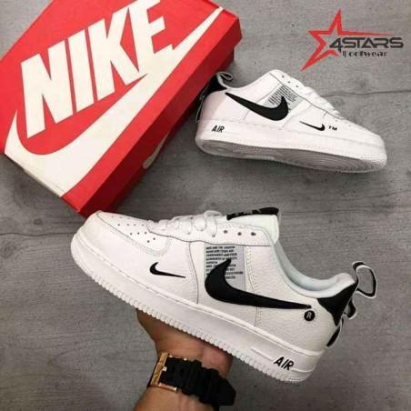 Nike Airforce 1 Utility - Black/White