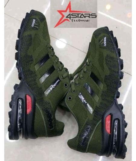 Adidas Sports Fashion Sneakers - Jungle Green