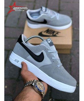 Nike Airforce 1 Suede - Grey