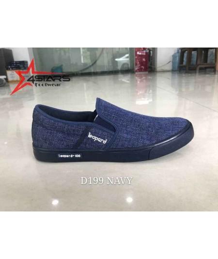 Beauty Leopard Rubber Shoes (D199)