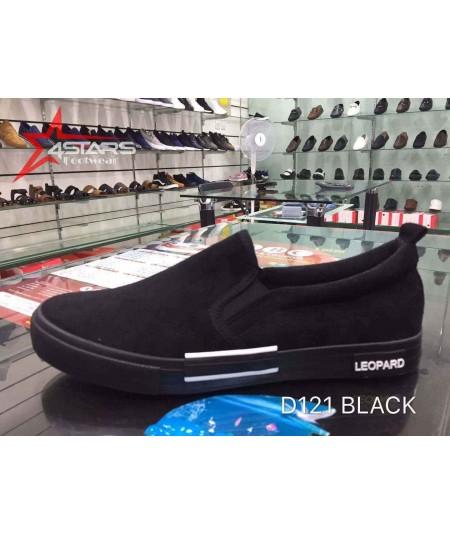 Beauty Leopard Rubber Shoes - D121
