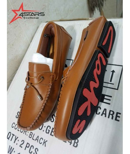 Clarks Laced Loafers