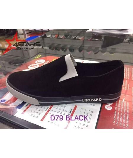 Beauty Leopard Rubber Shoes - D79