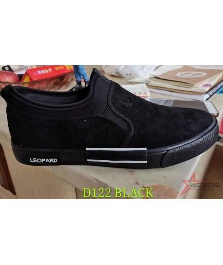 Beauty Leopard Rubber Shoes (D122)