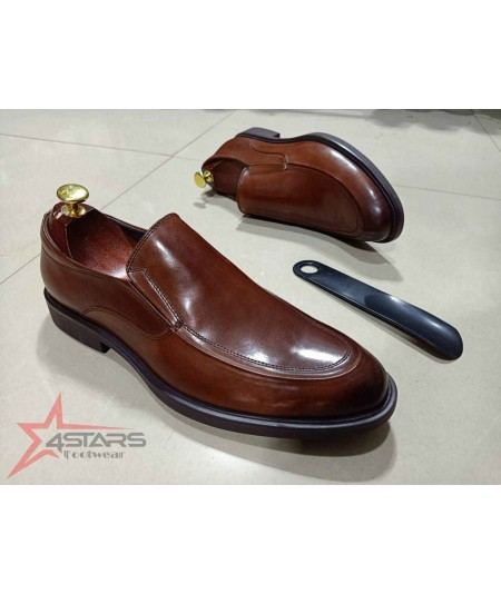 Slip On Mens Official Leather Shoes
