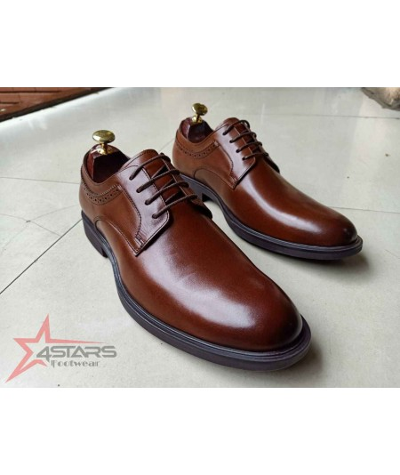 Official Men's Genuine Leather Shoes