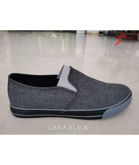 Beauty Leopard Rubber Shoes (CHA-8)