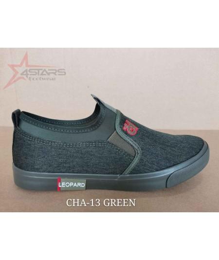 Beauty Leopard Rubber Shoes (CHA-13)