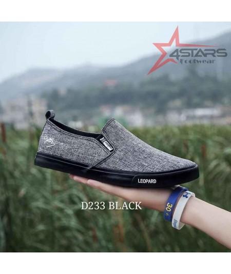 Beauty Leopard Rubber Shoes (D233)