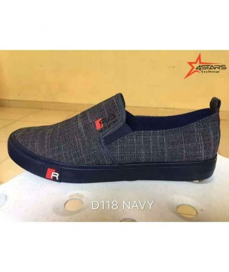 Beauty Leopard Rubber Shoes (D118)