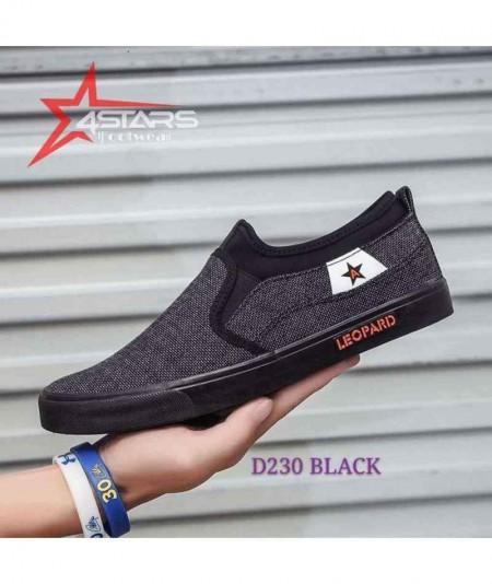 Beauty Leopard Rubber Shoes (D230)