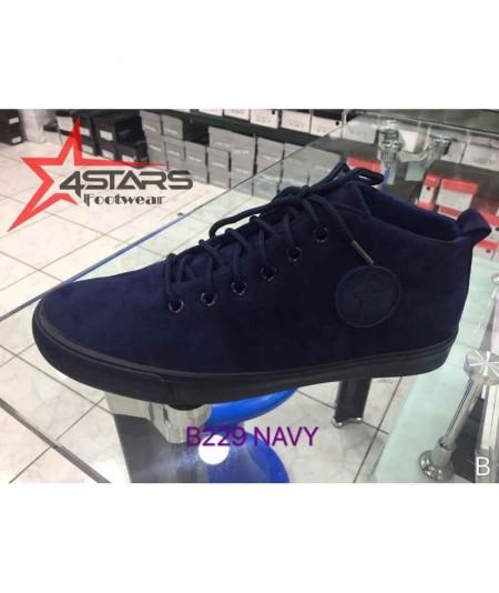 Beauty Leopard Rubber Shoes (B229)
