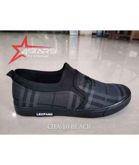 Beauty Leopard Rubber Shoes (CHA-10)