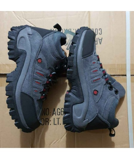 SkyView Hiking Boots - Grey