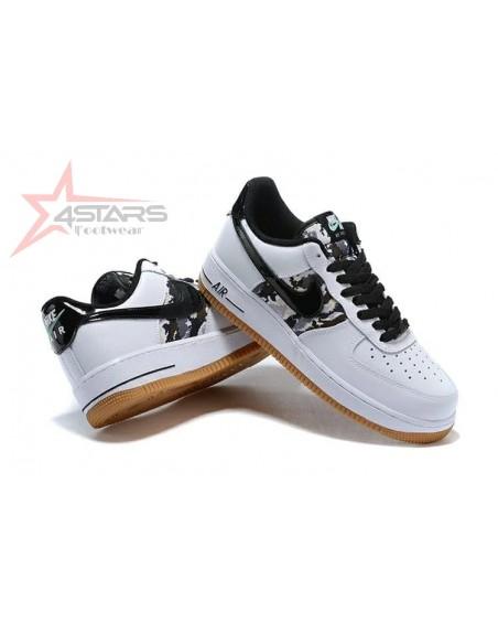 Nike Airforce 1 Custom - White/Black
