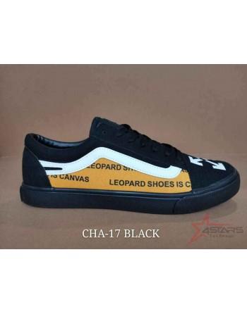 Leopard Rubber Shoes (CHA-17)