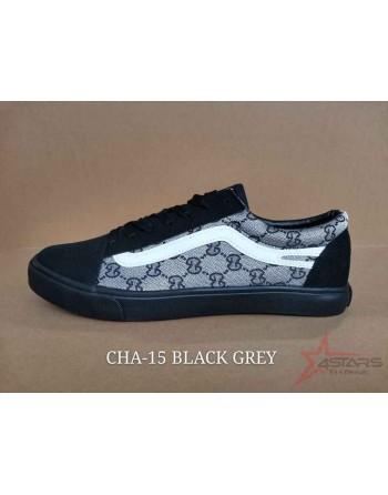 Leopard Rubber Shoes (CHA-15)