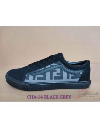 Leopard Rubber Shoes (CHA-14)