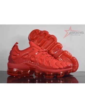 Nike Vapormax Plus - Red