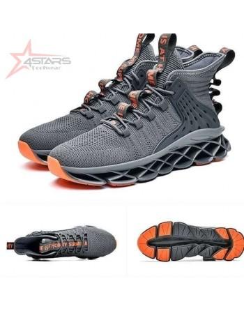 Broken Rule Sneakers - Grey