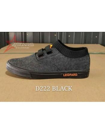 Leopard Rubber Shoes (D222)