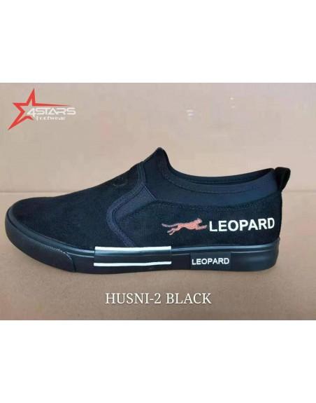 Beauty Leopard Rubber Shoes (HUSNI - 2)