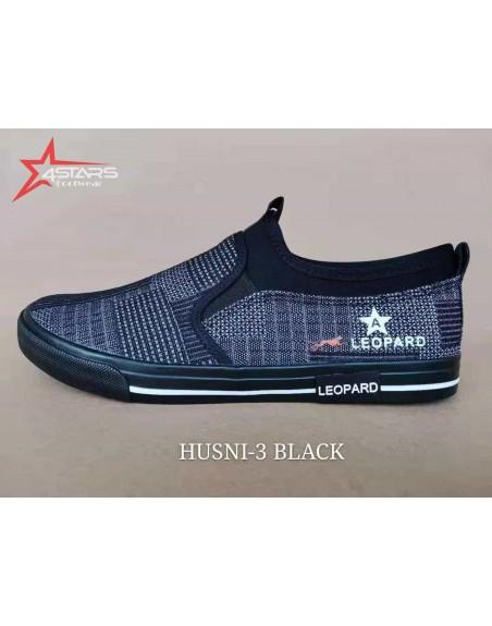 Beauty Leopard Rubber Shoes (HUSNI - 3)