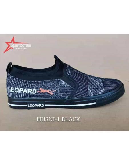 Beauty Leopard Rubber Shoes (HUSNI - 1)