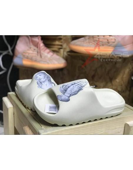 Adidas Custom Yeezy Slides