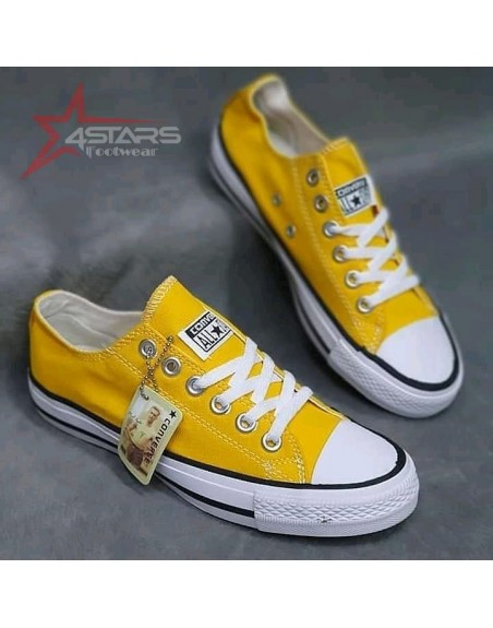Converse All Star Sneakers - Low Cut