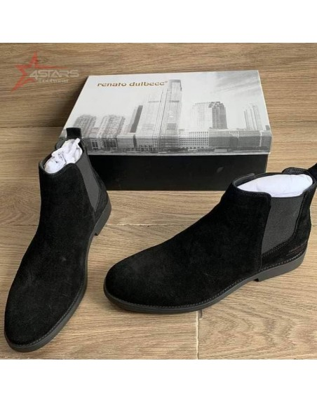 Slim Sole Renato Dulbecc Chelsea Boots