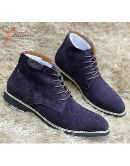 Polo Chelsea Boots - Coffee Brown