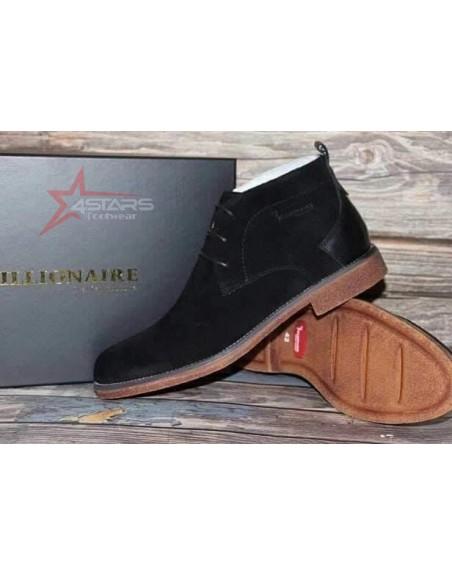 Black Billionaire Chelsea Boots