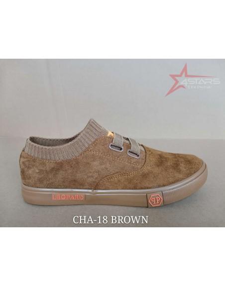 Leopard Rubber Shoes - CHA-18