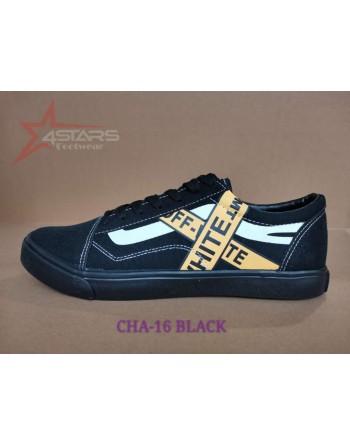 Leopard Rubber Shoes - CHA-16